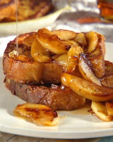 caramel-apple-french-toast
