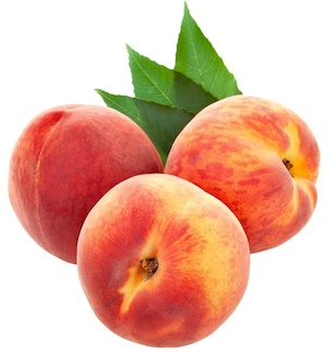 Florida Peach Tasting Event at the Englewood Farmers Market on May 15th 2014!