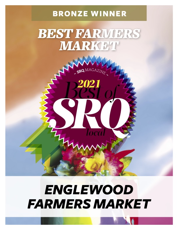 Englewood Farmers Market - Best of SRQ Market Bronze Winner 2021
